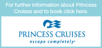 click here for information about princess cruises
