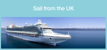 sail from UK